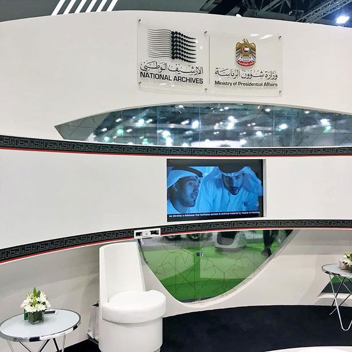 The National Archives launches Three Innovative Apps at Gitex 2016