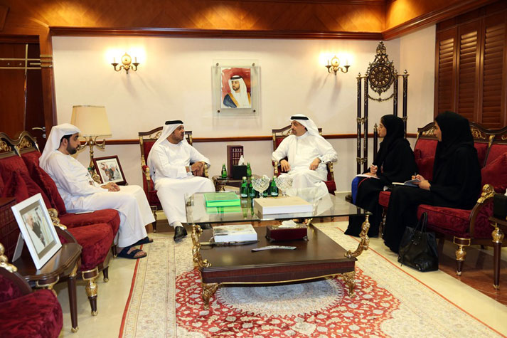 National Archives and Dubai Expo 2020 Discuss Strengthening Cooperation